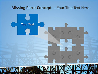 Construir In Process Modelos de apresentações PowerPoint - Slide 25