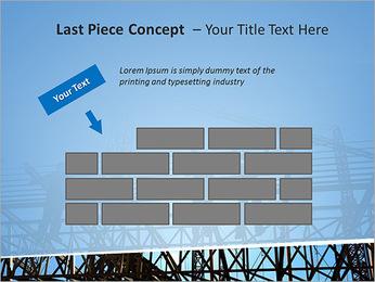 Construir In Process Modelos de apresentações PowerPoint - Slide 26