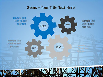Construir In Process Modelos de apresentações PowerPoint - Slide 27