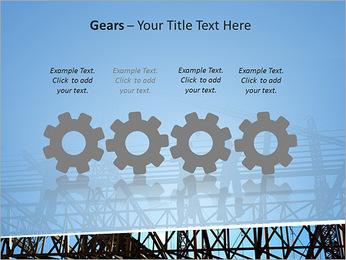 Construir In Process Modelos de apresentações PowerPoint - Slide 28