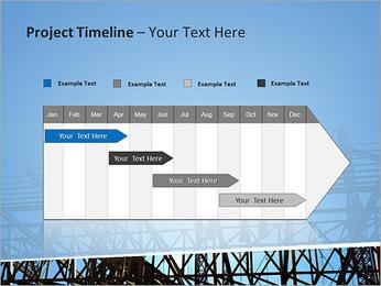 Construir In Process Modelos de apresentações PowerPoint - Slide 5