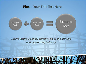 Construir In Process Modelos de apresentações PowerPoint - Slide 55