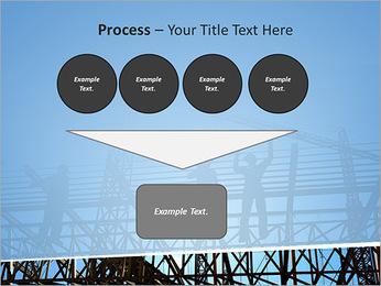 Construir In Process Modelos de apresentações PowerPoint - Slide 73