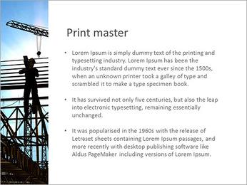 Construir In Process Modelos de apresentações PowerPoint - Slide 76