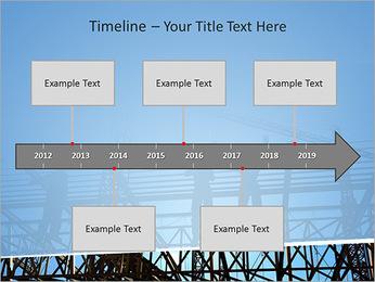 Construir In Process Modelos de apresentações PowerPoint - Slide 8