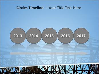 Construir In Process Modelos de apresentações PowerPoint - Slide 9