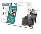 Mechanician Box Postcard Template