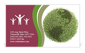 0000042690 Business Card Template