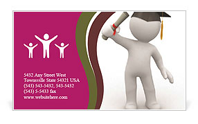 0000043155 Business Card Template