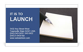 0000045098 Business Card Template