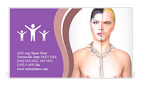 0000048074 Business Card Template