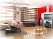 Modern Interior Design PowerPoint Templates