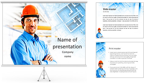 Construtor Profissional Modelos de apresentações PowerPoint