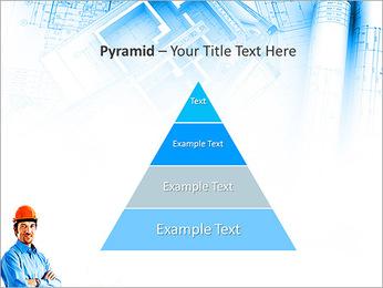 Construtor Profissional Modelos de apresentações PowerPoint - Slide 10