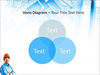 Construtor Profissional Modelos de apresentações PowerPoint - Slide 13