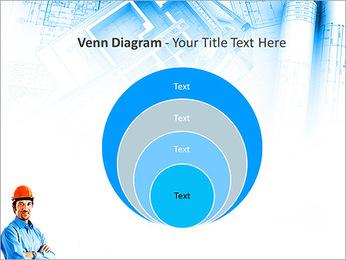 Construtor Profissional Modelos de apresentações PowerPoint - Slide 14