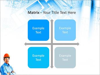 Construtor Profissional Modelos de apresentações PowerPoint - Slide 17