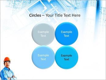Construtor Profissional Modelos de apresentações PowerPoint - Slide 18