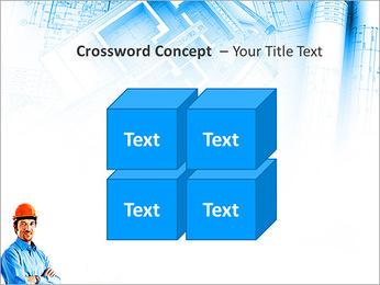 Construtor Profissional Modelos de apresentações PowerPoint - Slide 19