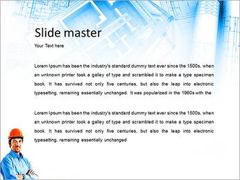 Construtor Profissional Modelos de apresentações PowerPoint - Slide 2