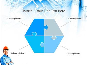 Construtor Profissional Modelos de apresentações PowerPoint - Slide 20