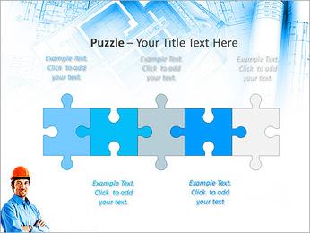 Construtor Profissional Modelos de apresentações PowerPoint - Slide 21
