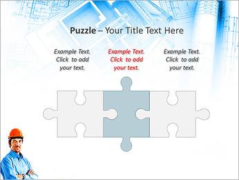 Construtor Profissional Modelos de apresentações PowerPoint - Slide 22