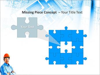 Construtor Profissional Modelos de apresentações PowerPoint - Slide 25