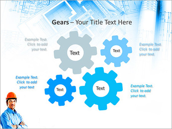 Construtor Profissional Modelos de apresentações PowerPoint - Slide 27