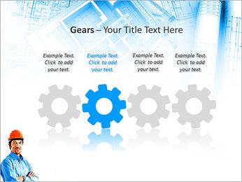 Construtor Profissional Modelos de apresentações PowerPoint - Slide 28