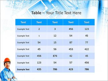 Construtor Profissional Modelos de apresentações PowerPoint - Slide 35