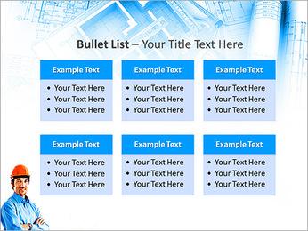Construtor Profissional Modelos de apresentações PowerPoint - Slide 36