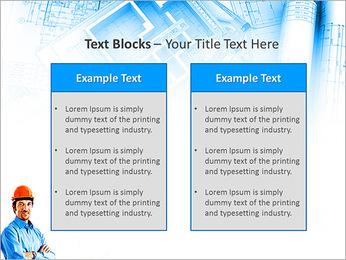 Construtor Profissional Modelos de apresentações PowerPoint - Slide 37