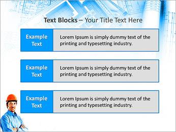 Construtor Profissional Modelos de apresentações PowerPoint - Slide 38