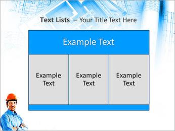Construtor Profissional Modelos de apresentações PowerPoint - Slide 39