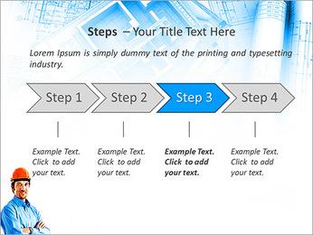 Construtor Profissional Modelos de apresentações PowerPoint - Slide 4