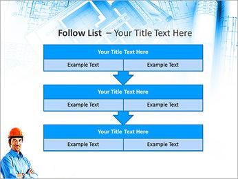 Construtor Profissional Modelos de apresentações PowerPoint - Slide 40