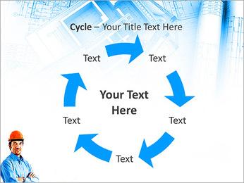 Construtor Profissional Modelos de apresentações PowerPoint - Slide 42