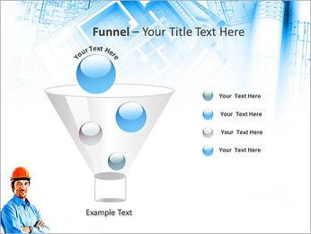 Construtor Profissional Modelos de apresentações PowerPoint - Slide 43