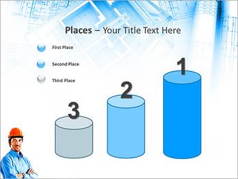 Construtor Profissional Modelos de apresentações PowerPoint - Slide 45