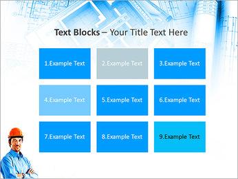 Construtor Profissional Modelos de apresentações PowerPoint - Slide 48