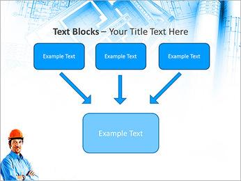 Construtor Profissional Modelos de apresentações PowerPoint - Slide 50