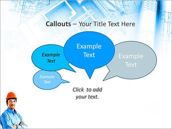 Construtor Profissional Modelos de apresentações PowerPoint - Slide 53