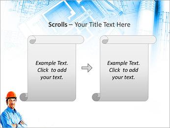 Construtor Profissional Modelos de apresentações PowerPoint - Slide 54