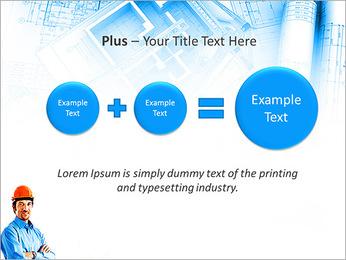 Construtor Profissional Modelos de apresentações PowerPoint - Slide 55