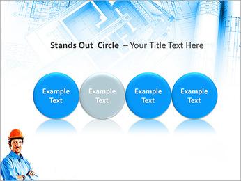 Construtor Profissional Modelos de apresentações PowerPoint - Slide 56