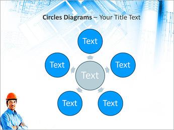 Construtor Profissional Modelos de apresentações PowerPoint - Slide 58
