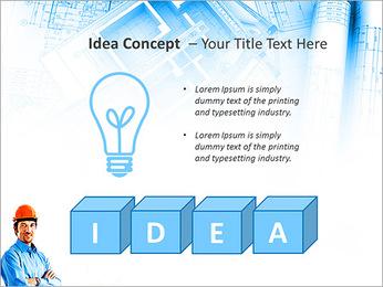Construtor Profissional Modelos de apresentações PowerPoint - Slide 60