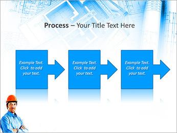 Construtor Profissional Modelos de apresentações PowerPoint - Slide 68
