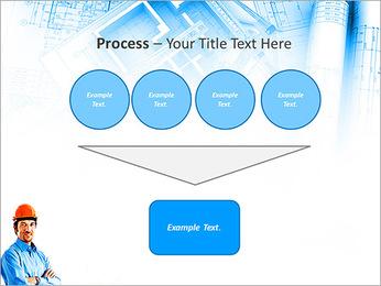 Construtor Profissional Modelos de apresentações PowerPoint - Slide 73
